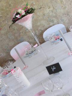 Location décoration de mariage Pas de Calais