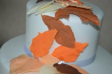 Wedding cake automne Pas de Calais