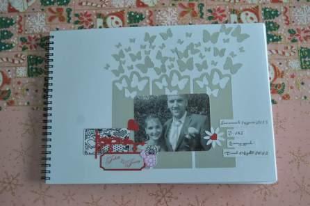 Livre d'or avant mariage