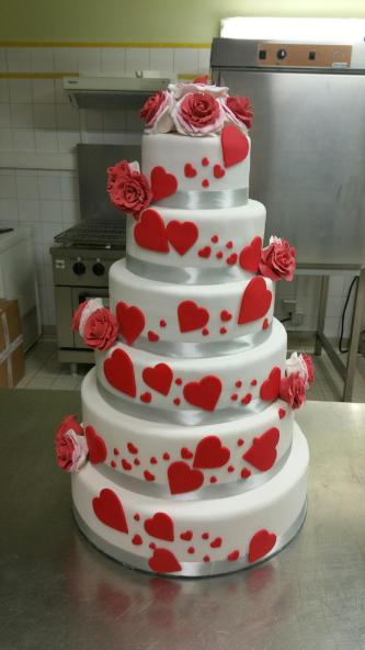Wedding cake amour Pas de Calais