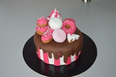Gâteau Gourmandise